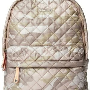 Mzwallace city backpack in camo